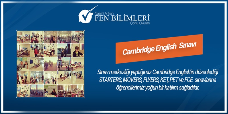 Cambridge English Sınavı