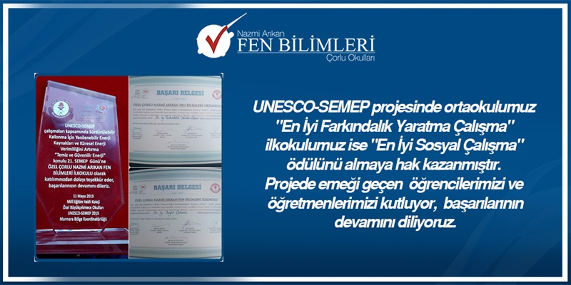 UNESCO-SEMEP PROJESİ