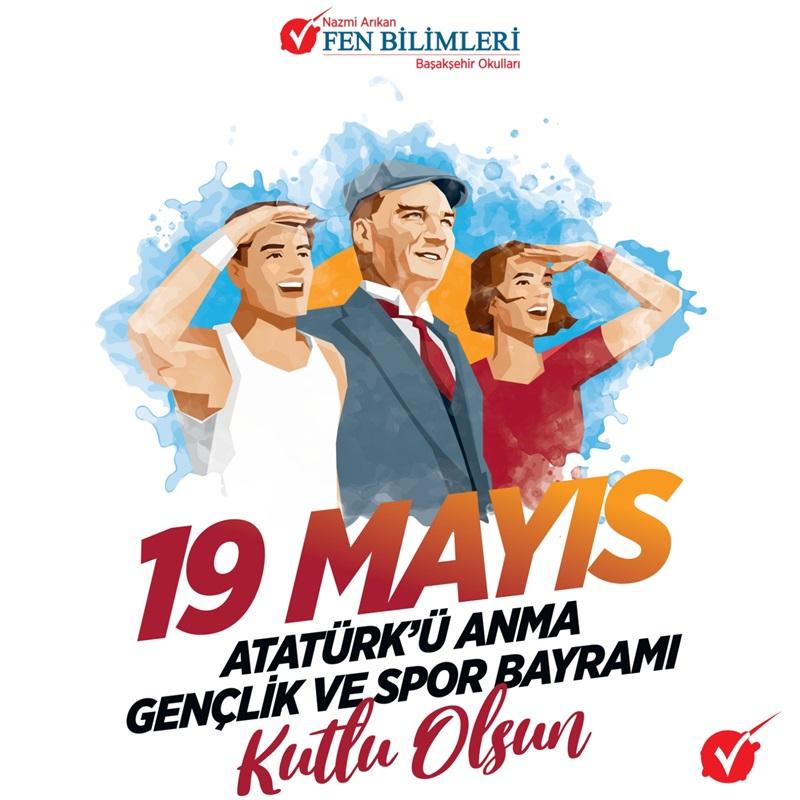 19 Mayıs ATATÜRK'Ü ANMA GENÇLİK VE SPOR BAYRAMI