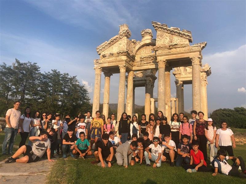 Afrodisias ve Tales Müzesi Gezimiz
