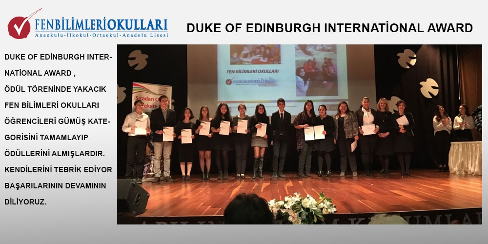 Duke of Edinburg International Award