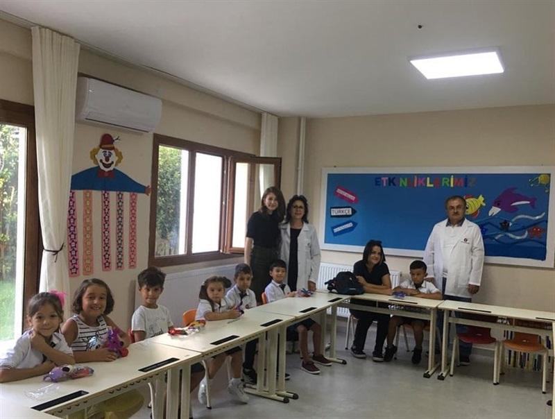 1. Sınıflarımızın Oryantasyon Haftası Başladı