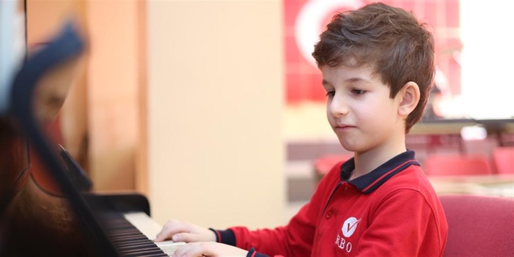 Müzik Derslerimiz