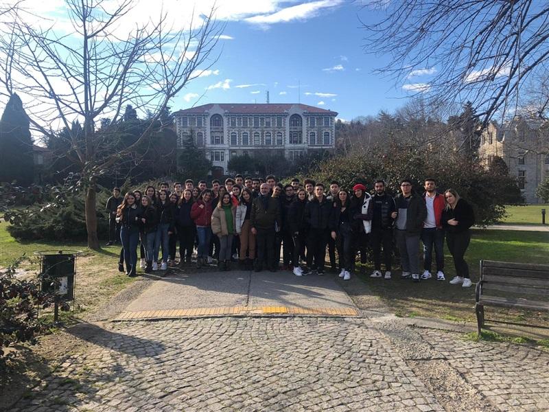 Boğaziçi Üniversitesi Gezisi Etkinliği