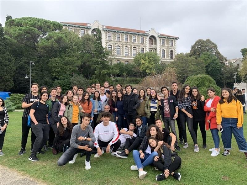Boğaziçi Üniversitesi Gezisi
