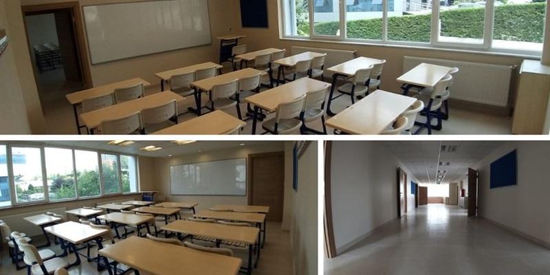 Yeni Binamız Eğitim Öğretime Hazır