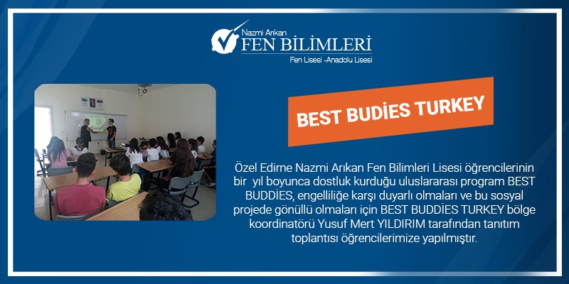 BEST BUDDİES TURKEY