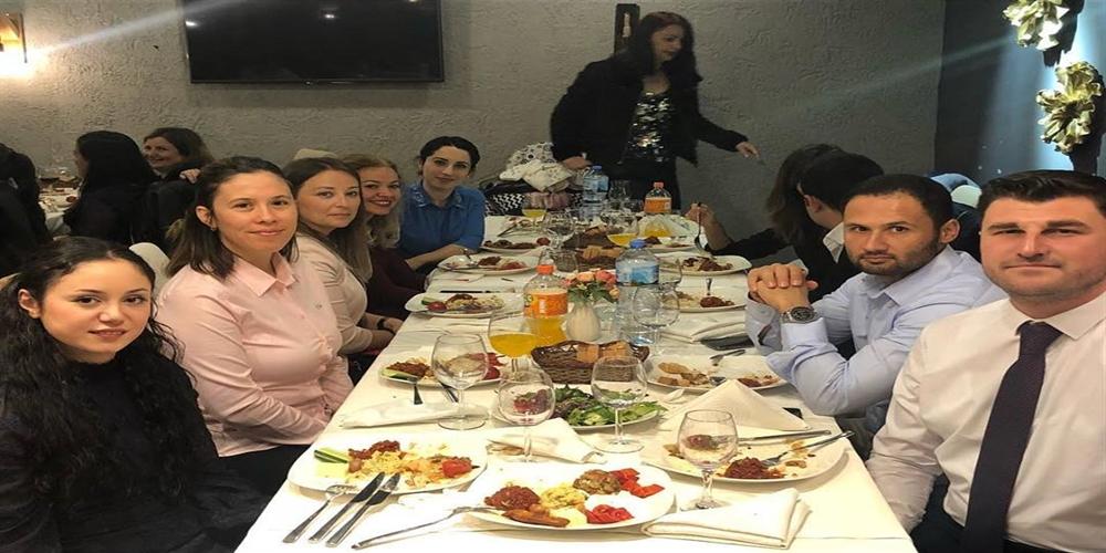 24 Kasım Öğretmenler Günü Yemeği