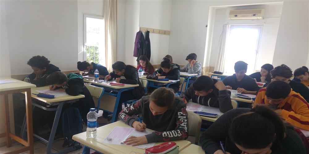 Fen Bilimleri Anadolu Lisesi Kayıt Kabul ve Bursluluk Sınavı
