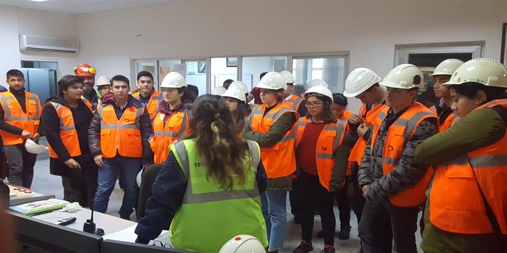 Yeniköy Termik Santrali İnceleme ve Araştırma Gezisi