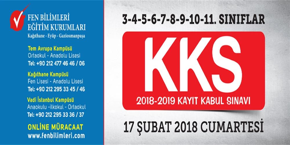 2018-2019 KKS