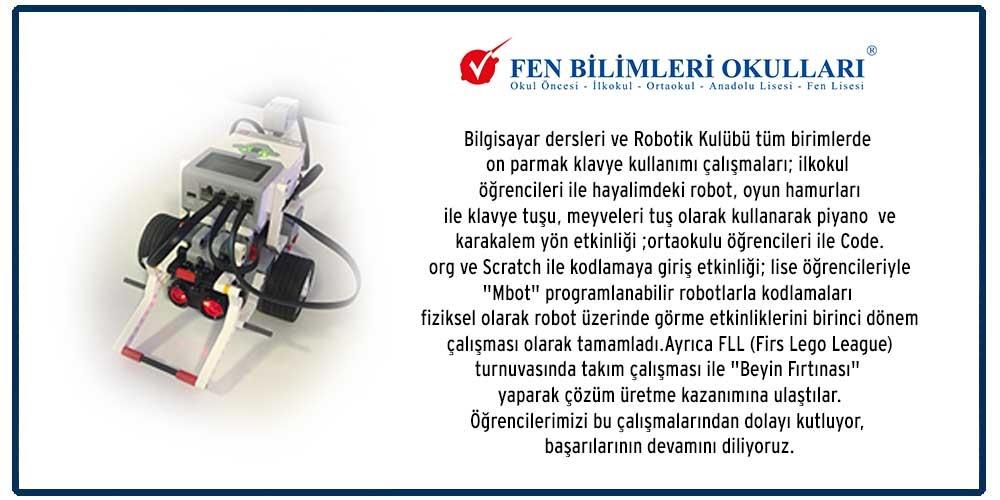 ROBOTİK KULÜBÜ