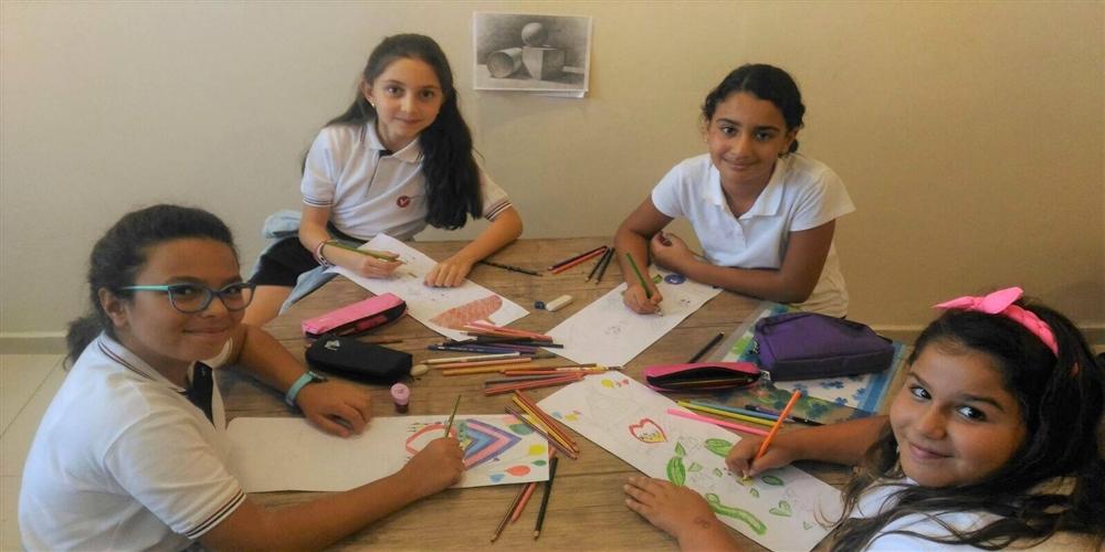 Görsel Sanatlar Kulübümüz