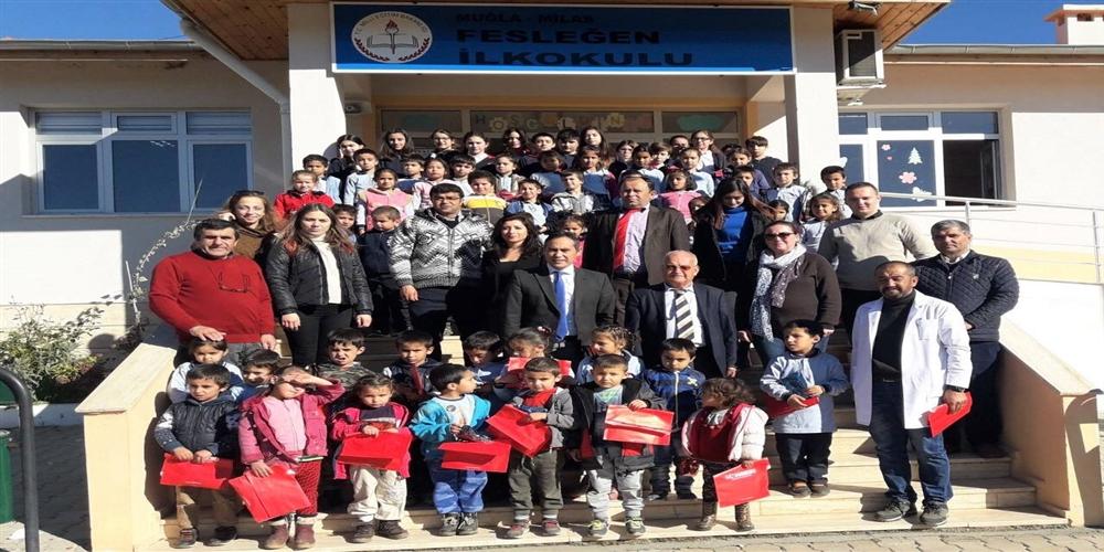 Fesleğen İlkokulu Ziyareti